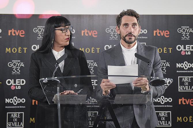 Ya conocemos los nominados a los Premios Goya 2019