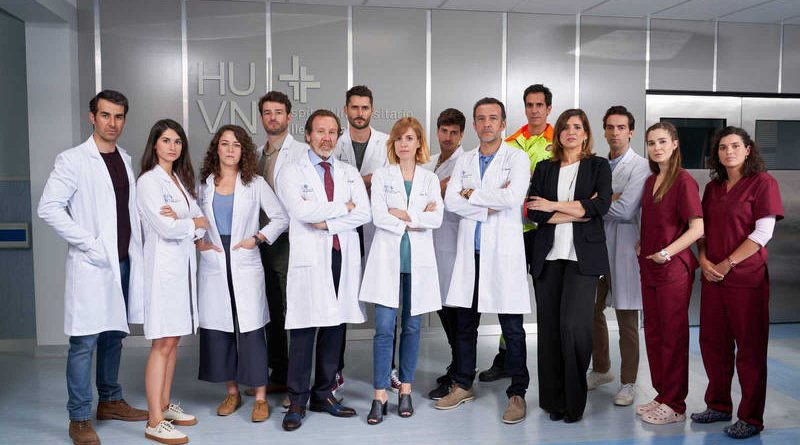 La 1 presenta su nueva ficción, 'Hospital Valle Norte' dentro de los MIM series