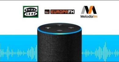 Onda Cero, Europa FM y Melodía FM ya están disponibles en Alexa, el servicio de voz de Amazon