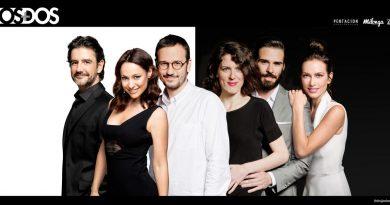 'Dos más dos' llega al Teatro Lara de Madrid