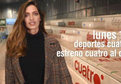 Sara Carbonero vuelve a Mediaset como nueva colaboradora de  'Deportes Cuatro'
